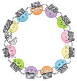 Cupcake_multicolor_bracelet_target